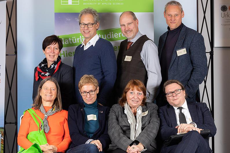 Geballte Fachkompetenz in Zittau (Prof. Dr. Jana Brauweiler (HSZG), Martin Myska (martin myska managementsysteme), Prof. Dr. Martin Sturm (HSZG), Frank Machalz (envigration GmbH), Dr. Anni Koubek (Quality Austria), Susanne Petersen (Kollegi.Agile Managementsysteme), Beatrice Maier (DNVGL) , Markus Will (HSZG)
