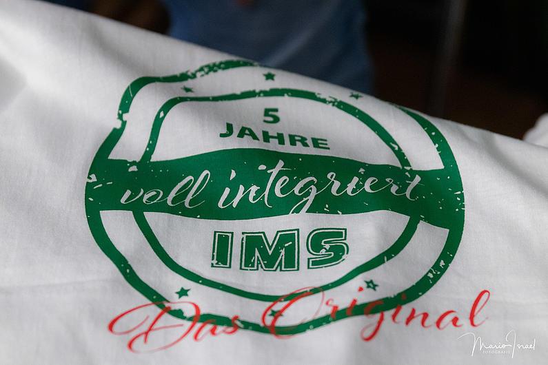 Unser IMS-T-Shirt (Danke an Sven Müller)